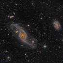 NGC 3718 (LRGB @ DSW),                                Miles Zhou