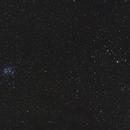 Taurus region wide field - 50mm,                                Kevin Parker