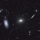The Draco Trio: NGC 5981, NGC 5982 and NGC5985,                                Sergey Trudolyubov