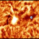 Wilde plasma shapes on Chromosphere,                    Gabriel - Uranus7