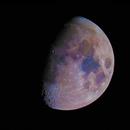 The Colours of the Moon,                                rveregin