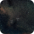 Open star clusters IC 4756, NGC 6633 + IC 4665,                                AC1000