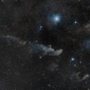 Witch Head Nebula,                                Bill