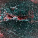 Veil Nebula Center,                                Canary Islands