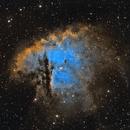 Pacman Nebula (NGC 281) in Cassiopeia,                                Sasho Panov