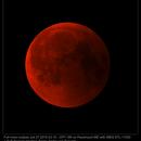 Moon eclipse July 27 2018 23:10,                                Andre van Zegveld