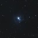 NGC7023 ED80,                                Laurent