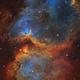 Inside the Soul Nebula,                                Alan Pham