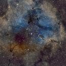 IC 1396  Feint Nebulosity in Cephas - Elephant Trunk,                                Edward Overstreet