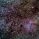 IC1396 widefield,                                Björn Hoffmann
