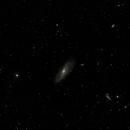M 106, NGC 4217 galaxy group,                                Alan Brunelle