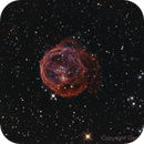 LH114+N70 Supernova Remnant in the LMC,                                Gerson Pinto