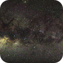 Milky Way Wide Loerie Panorama,                                Andre