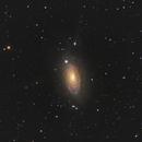 M63 Sunflower galaxy,                                Nathan Duso