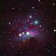 THE RUNNING MAN NEBULA  NGC 1977 IN HaRGB,                                Roger R. Sanchez...