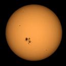 The Sun + Sunspot group AR2192,                                Kevin Parker