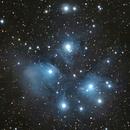 M45 Pleiades,                                Ron Kramer