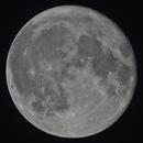 Moon 98.5% illuminated,                                Siegfried