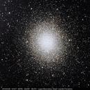 Omega Centauri (NGC 5139) ,                                Leandro Fornaziero