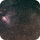 Omega  Nebula,                                bobfang