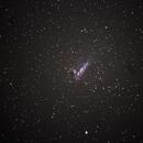 Omega Nebula,                                bbonic