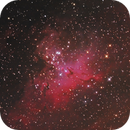 M16 The Eagle Nebula,                                proteus5