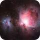 Orion & Running Man Nebulae,                                Alan Mason