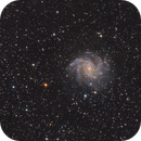 NGC6946 - The Fireworks Galaxy,                                dcAstro