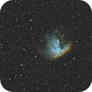 NGC 281 in Hubble Palette,                                  Matt
