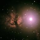 Flame Nebula - NGC 2024,                                Tblog