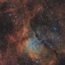 NGC 6820 ( Sh2-86 ),                                Toshiya Arai