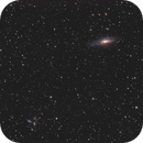 The Deer Lick Group and Stephan's Quintet,                                drivingcat