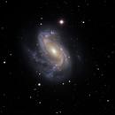 NGC 4051, a Seyfert galaxy,                    Ruben Barbosa