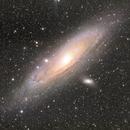The Andromeda Galaxy (M31),                                Carl Tanner