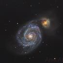 M51 ,                                Anis Abdul