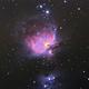 The Orion Nebula - Messier 42 (M42),                                Killie