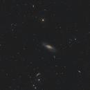 M106,                                SkyEyE Observatory