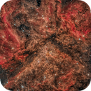 NGC 3372 Carina Nebula,                                Alex Woronow