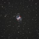 "M76 ""Little Dumbell Nebula"",                                Poochpa"