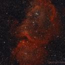 IC1848 Soul Nebula,                                Alberto Pisabarro