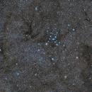 M7 Ptolomy Cluster,                                  Michel Lakos M.