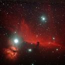 Testa di Cavallo e Nebulosa Fiamma,                                eggpap