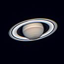 Saturn 2018 Opposition,                                jlangston_astro