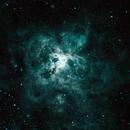 NGC 2070,                                gasr