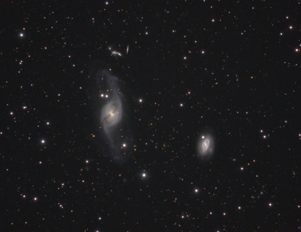 NGC3718 from 2018 SRSP,                                mikefulb