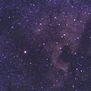 NGC 7000 North America Nebula at 300mm,                                StarGale