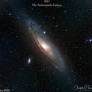 Andromeda M31,                                Chris Troiani