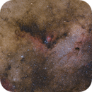 Sh2-37 and M24 the smaller Sagittarius star cloud,                                tommy_nawratil