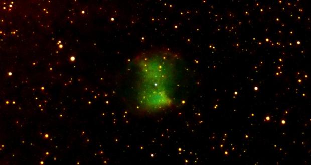 Dumbbell Nebula,                                Koen Dierckens