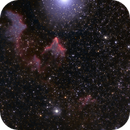 IC 63 (The Ghost of Cassiopeia),                                rupeshvarghese